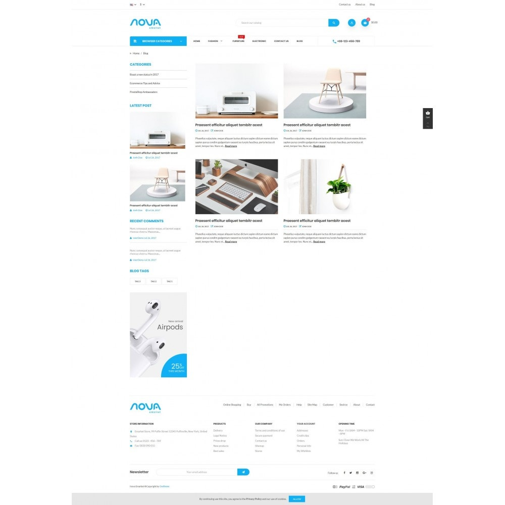 theme - Electronics & Computers - Emarket Store - 5