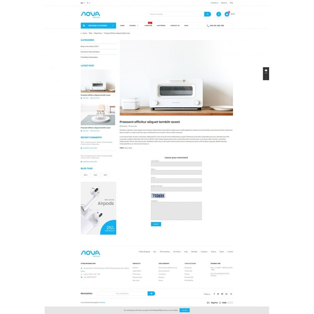 theme - Electronics & Computers - Emarket Store - 6