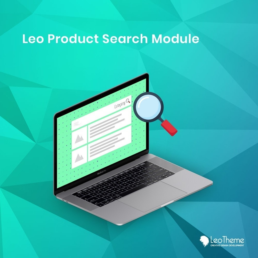 module - Búsqueda & Filtros - Leo Product Search - 1