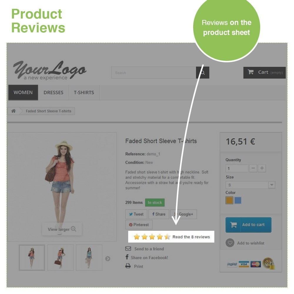 module - Klantbeoordelingen - Store Reviews + Product Reviews + Google Rich Snippets - 19