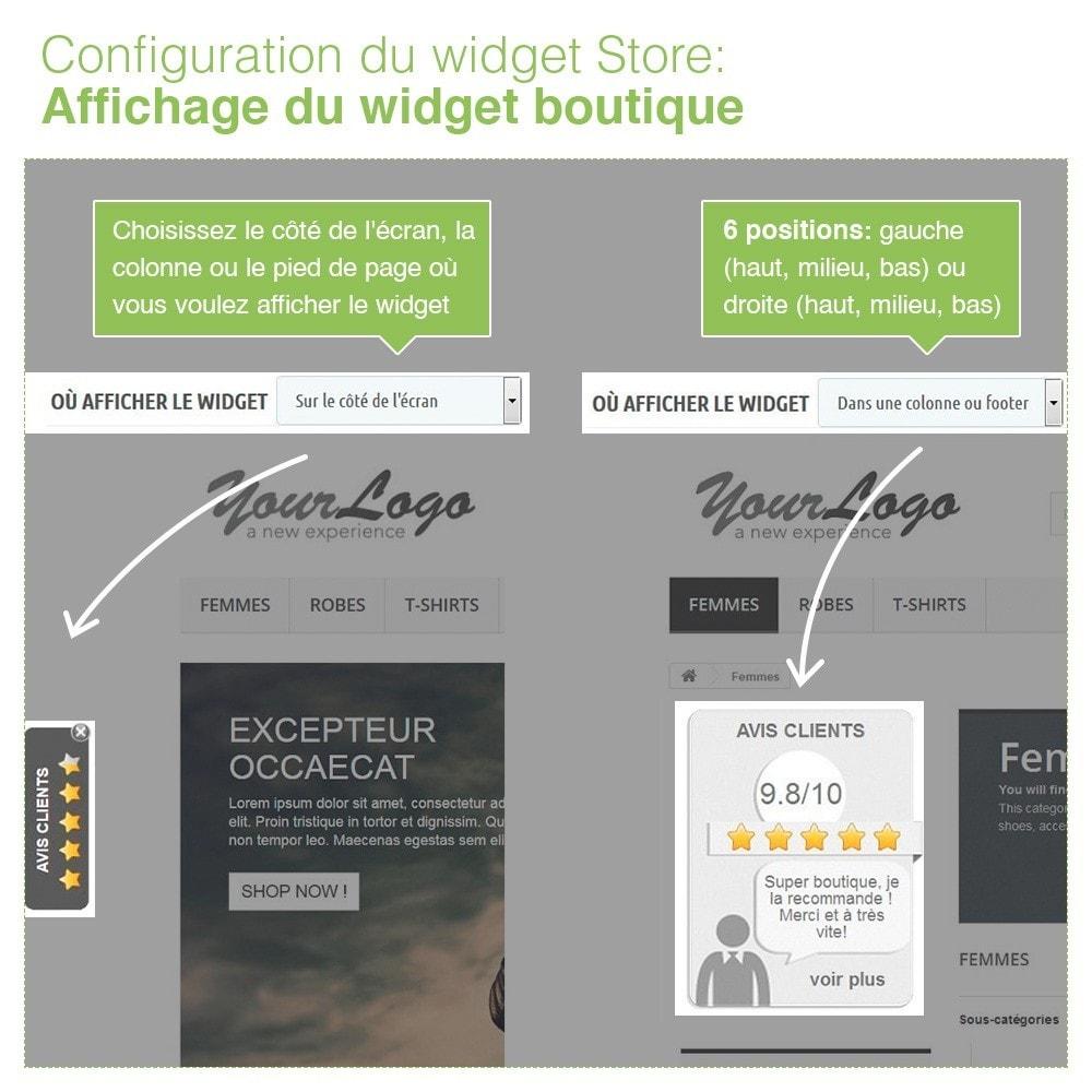 module - Avis clients - Avis Boutique + Avis Produits + Google Rich Snippets - 6