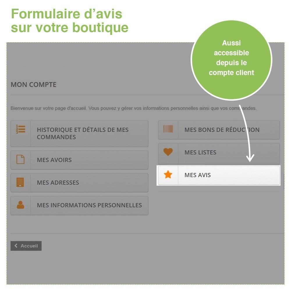 module - Avis clients - Avis Boutique + Avis Produits + Google Rich Snippets - 30