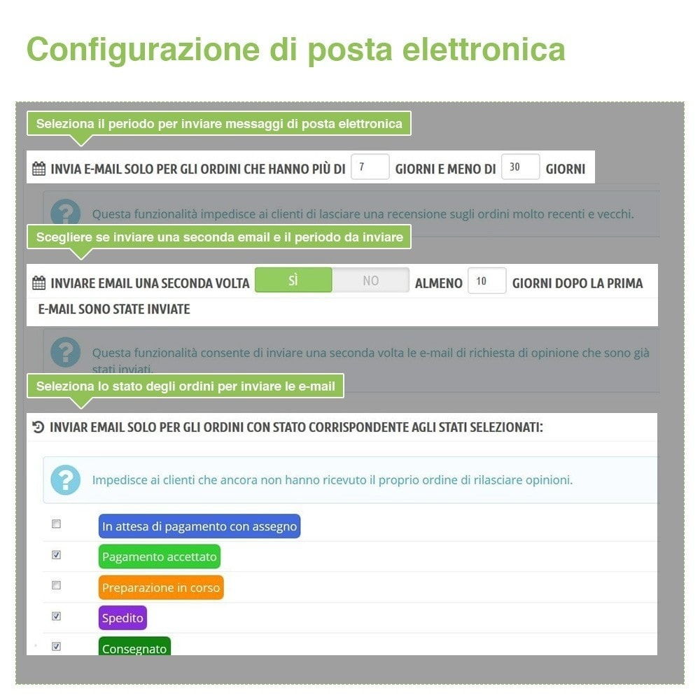bundle - Recensioni clienti - Trust Pack - Reassure your Customers - 3-Module - 24
