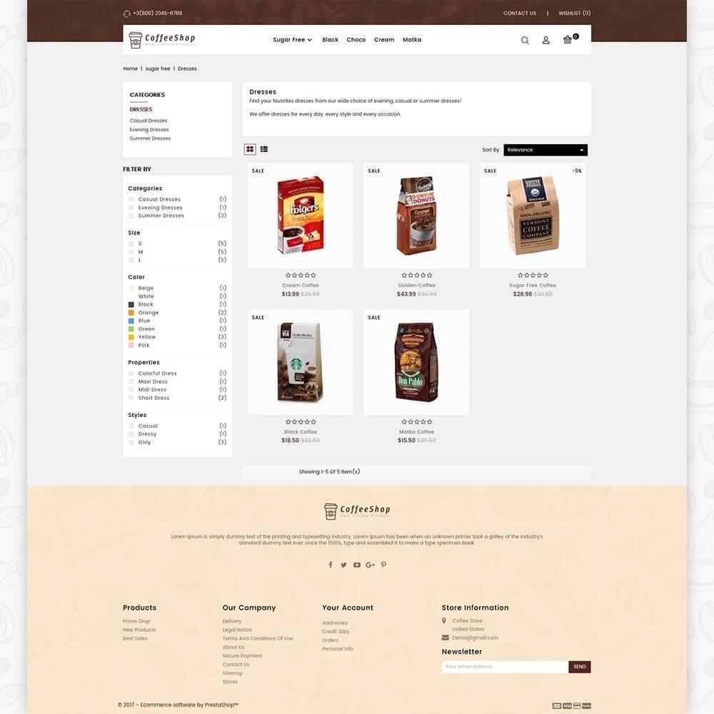 theme - Getränke & Tabak - Coffee Shop - 3