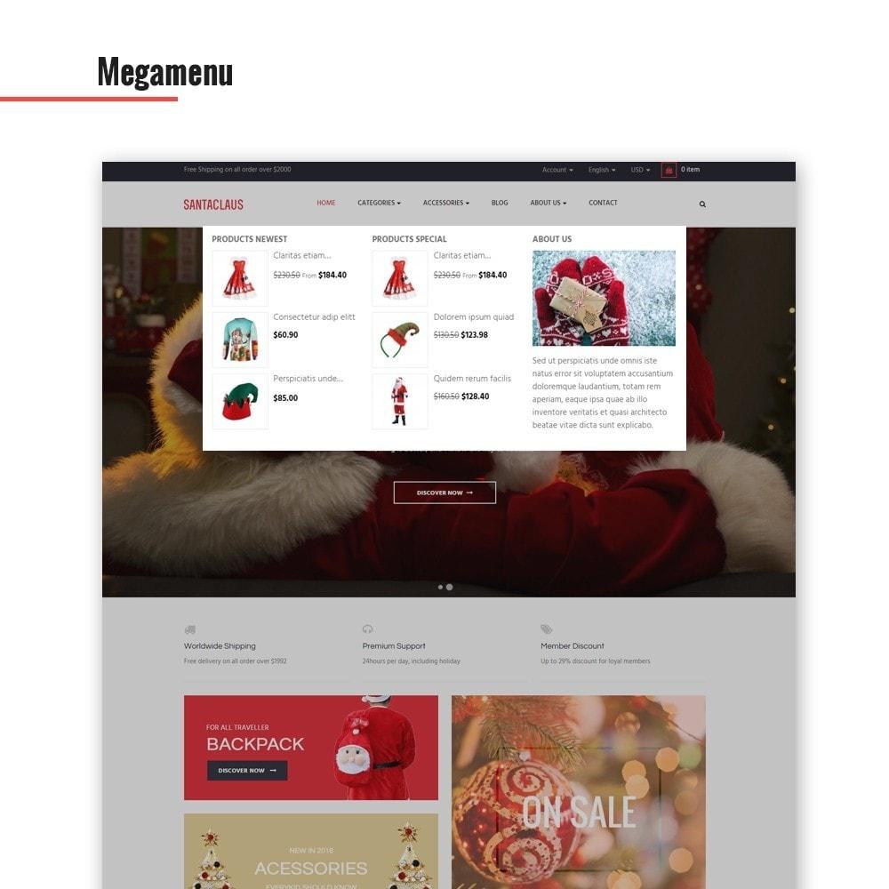 theme - Mode & Schoenen - Leo Santa Claus - 3