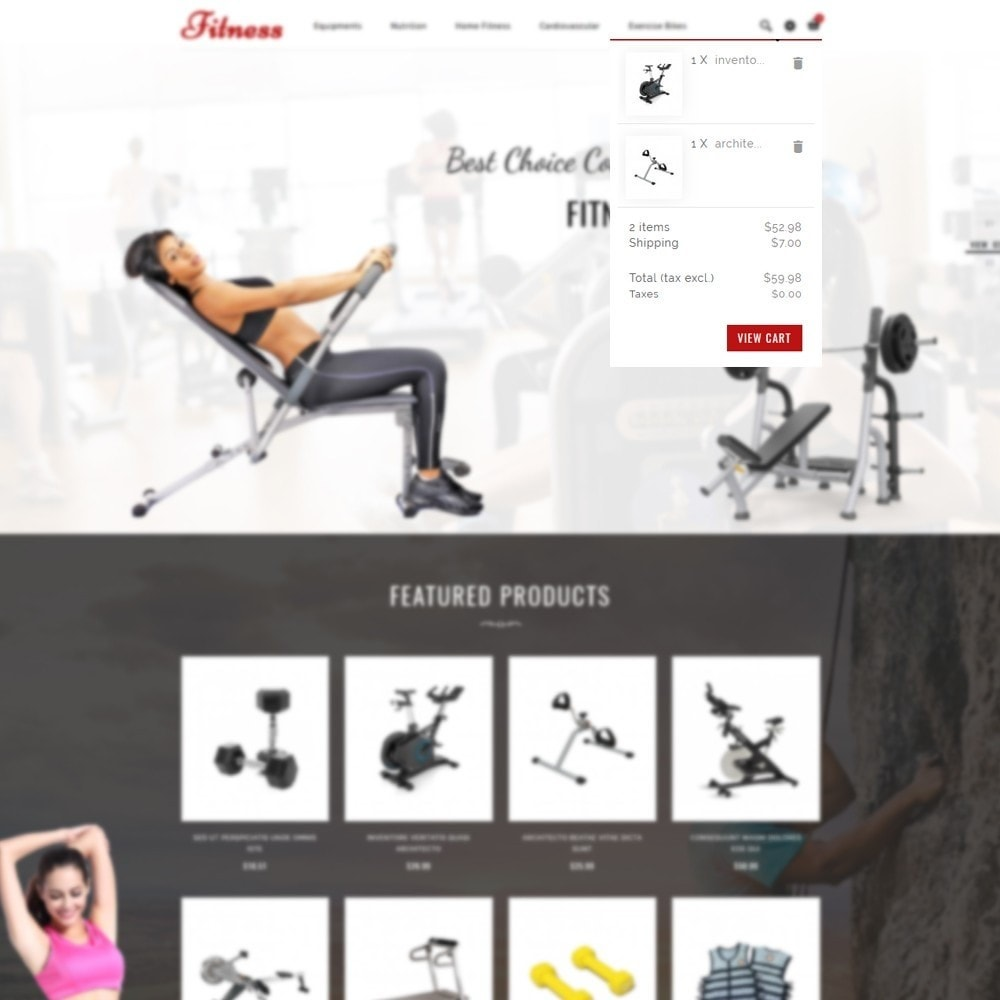 theme - Salud y Belleza - Fitness Store - 6