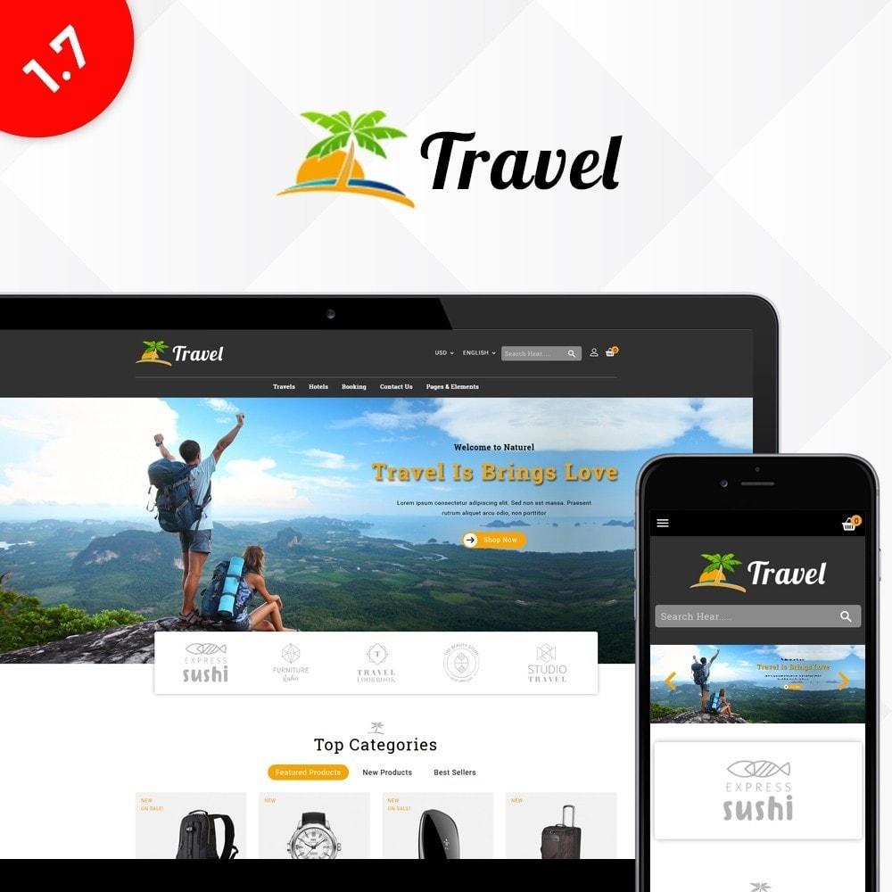theme - Sport, Loisirs & Voyage - Travel Store - 1