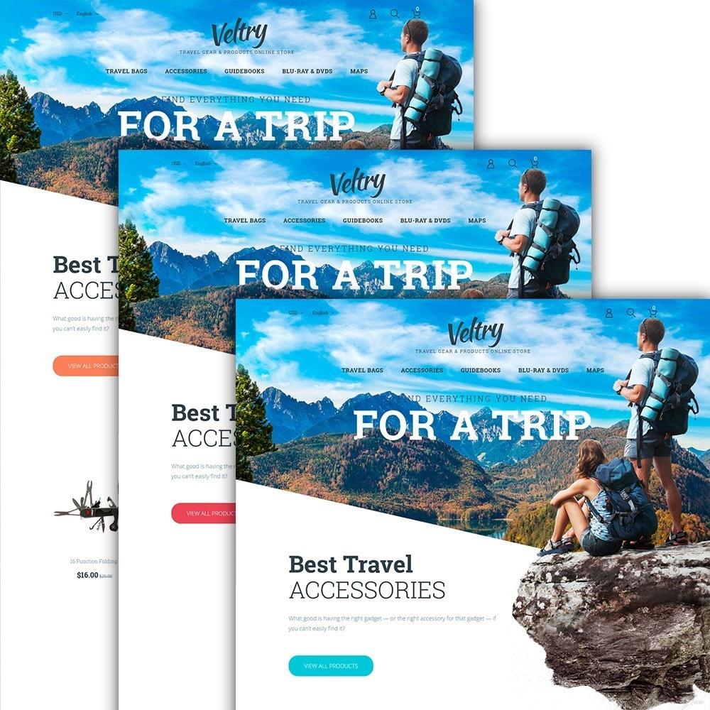 theme - Sport, Loisirs & Voyage - Veltry - 2