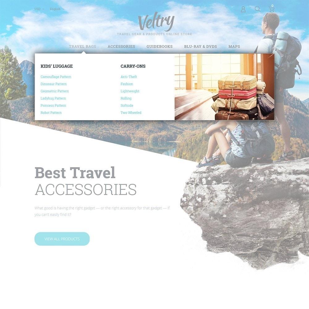 theme - Sport, Attività & Viaggi - Veltry - 5