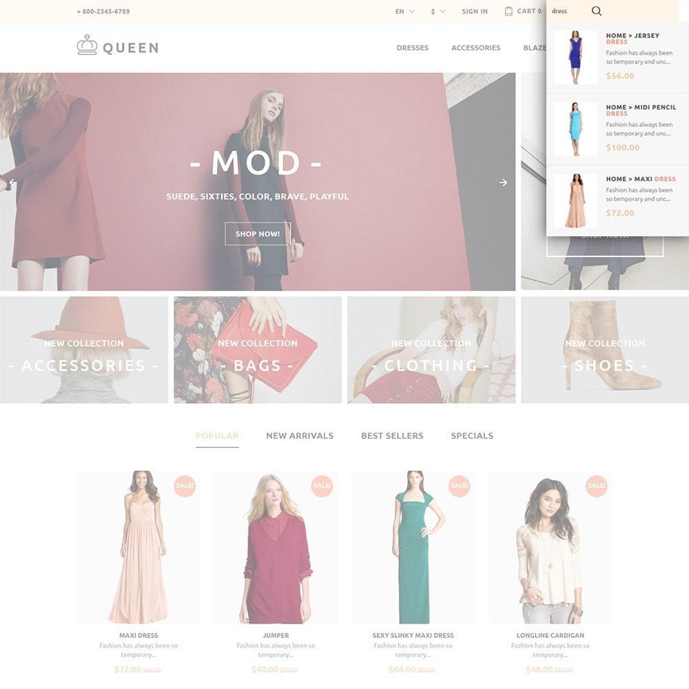 theme - Mode & Schoenen - Queen - Womens Clothes - 6