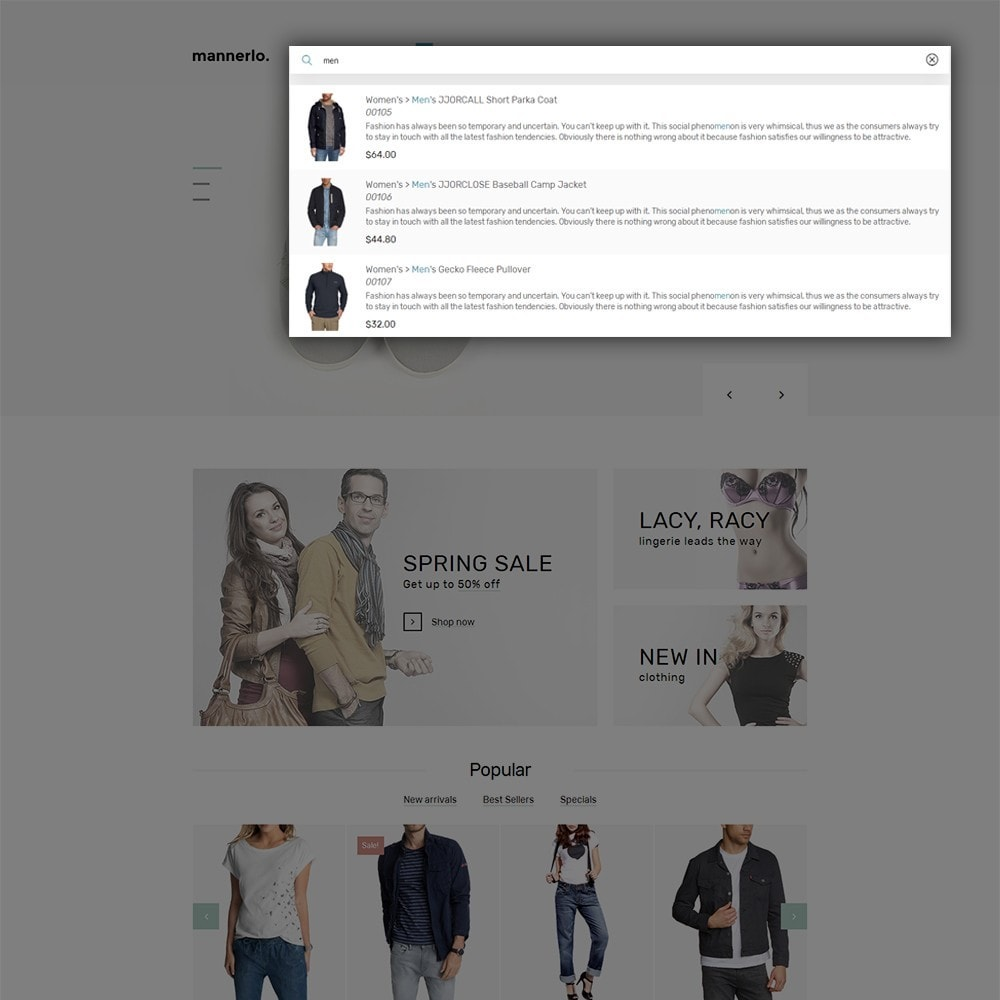 theme - Mode & Schuhe - Mannerlo - Apparel Responsive - 6