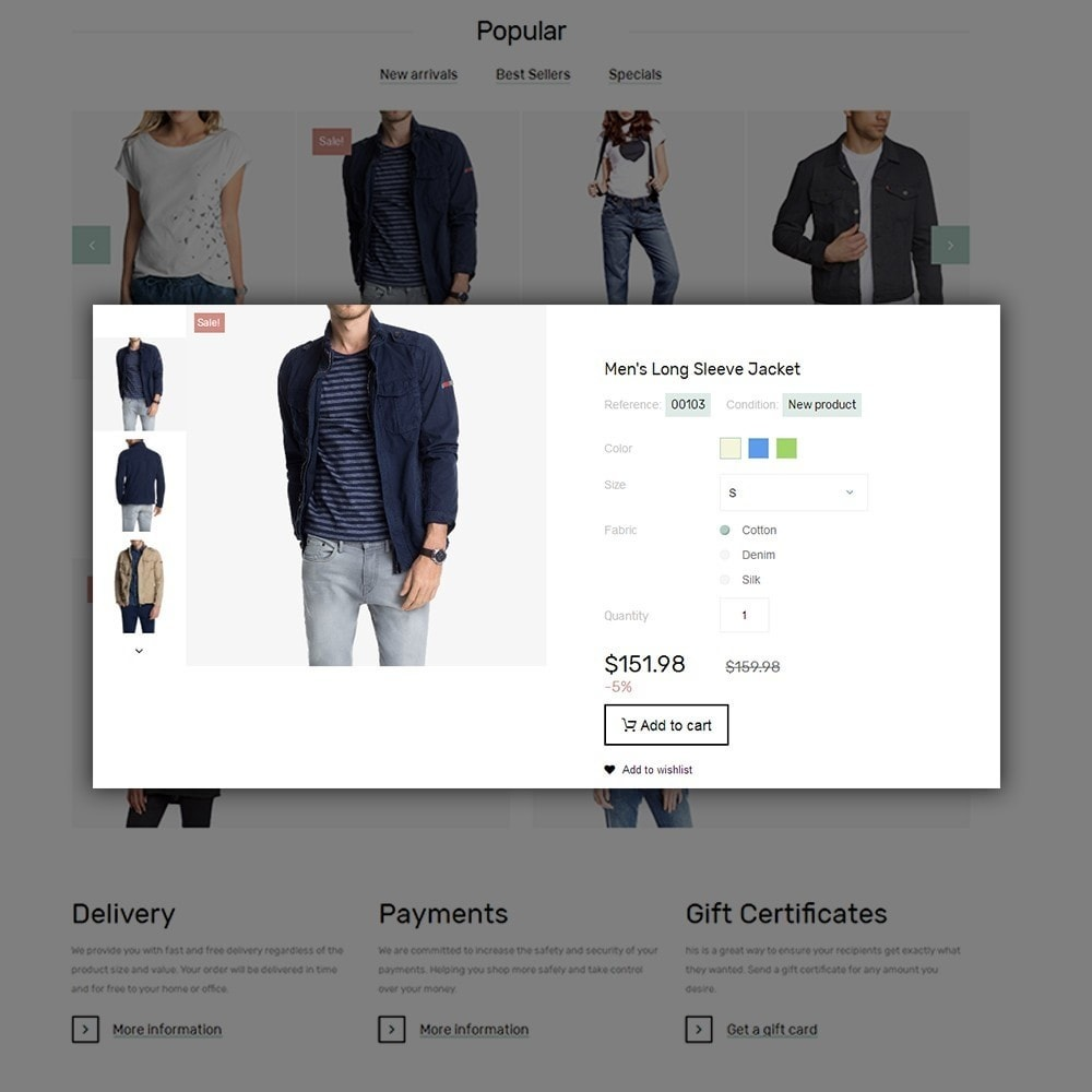theme - Moda & Calzature - Mannerlo - Apparel Responsive - 4