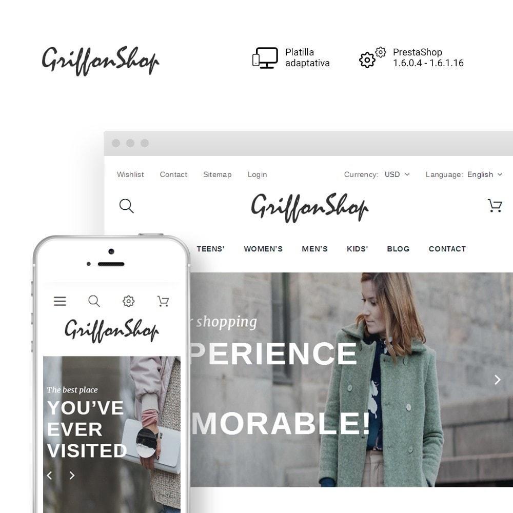 theme - Moda y Calzado - Griffon Shop - Apparel - 1