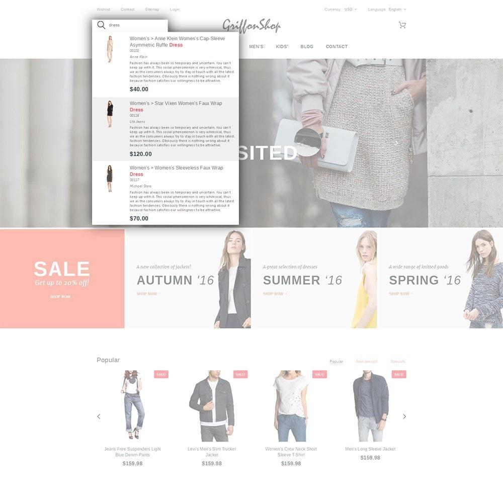 theme - Moda y Calzado - Griffon Shop - Apparel - 7