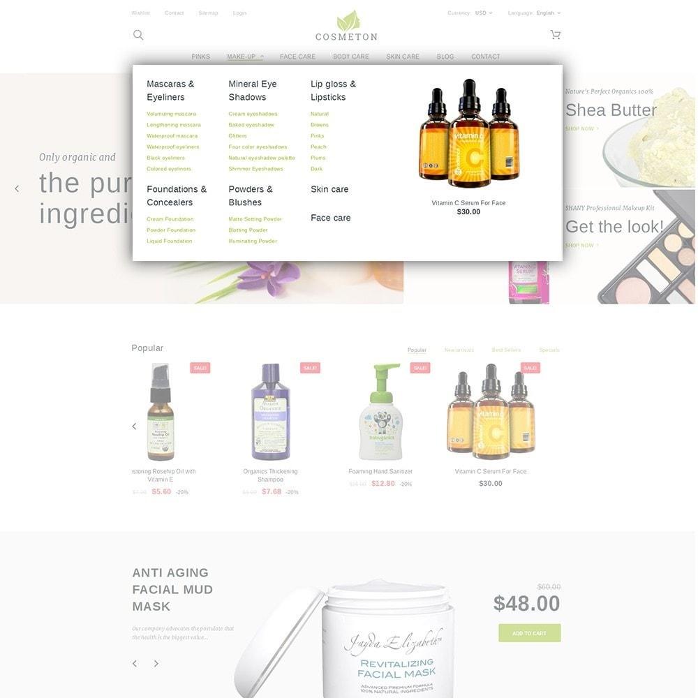 theme - Gesundheit & Schönheit - Cosmeton - Skin Care - 5
