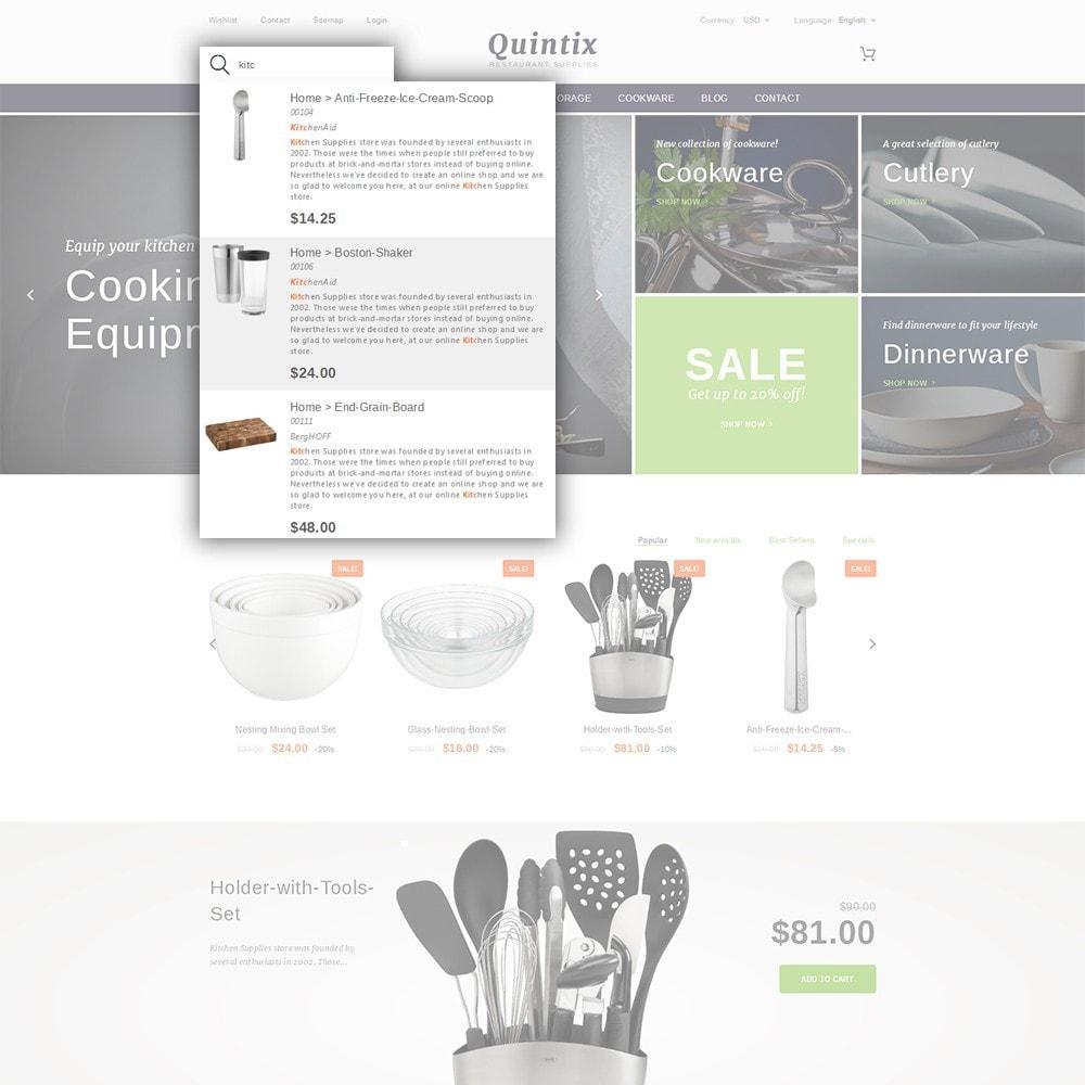 theme - Kultura & Sztuka - Quintix - Restaurant Supplies - 6