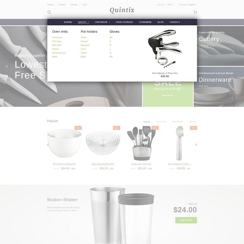 theme - Art & Culture - Quintix - fournitures de restaurant - 5