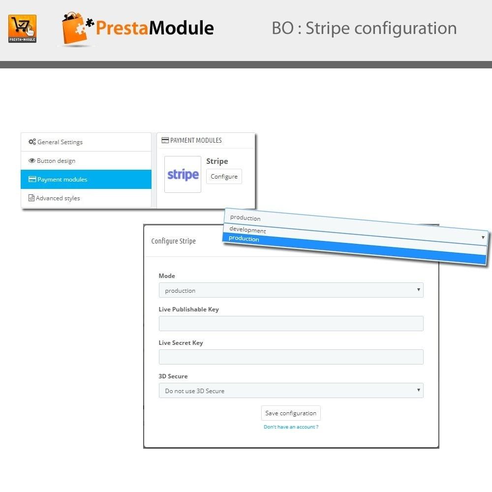 module - Pagamento por cartão ou por carteira - One Click Order - Compra com um clique - 6