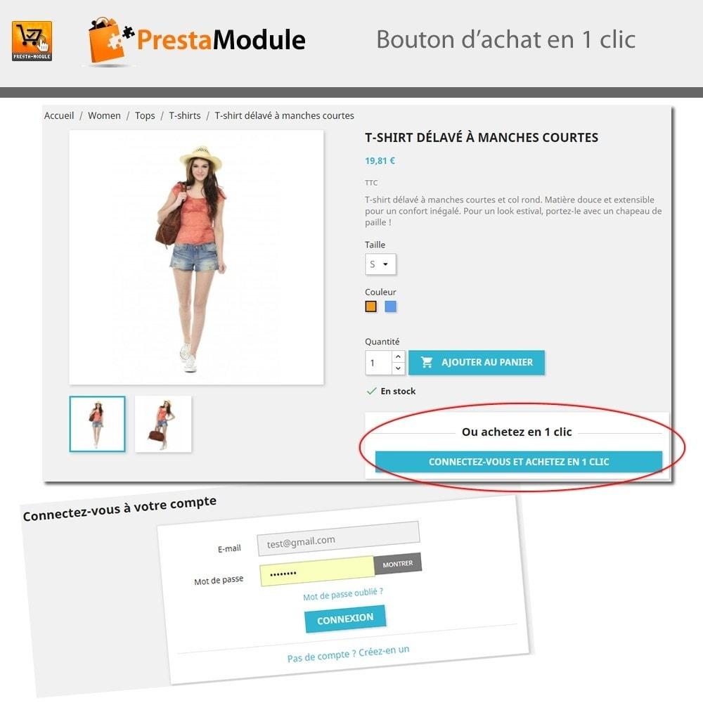 module - Paiement par Carte ou Wallet - One Click Order - 7