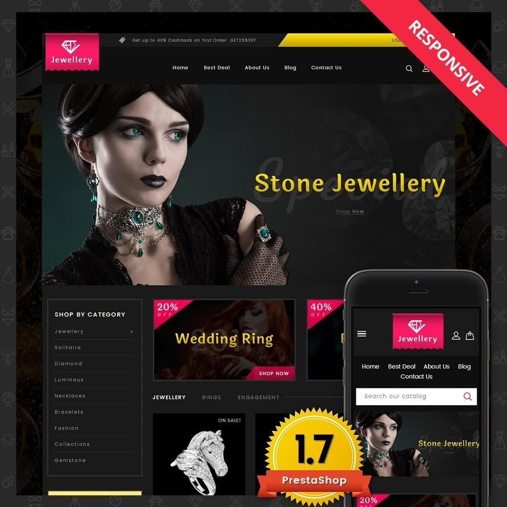 theme - Bellezza & Gioielli - Jewelry Store - 1