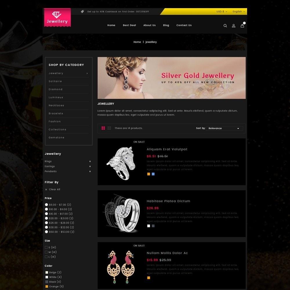 theme - Bellezza & Gioielli - Jewelry Store - 4
