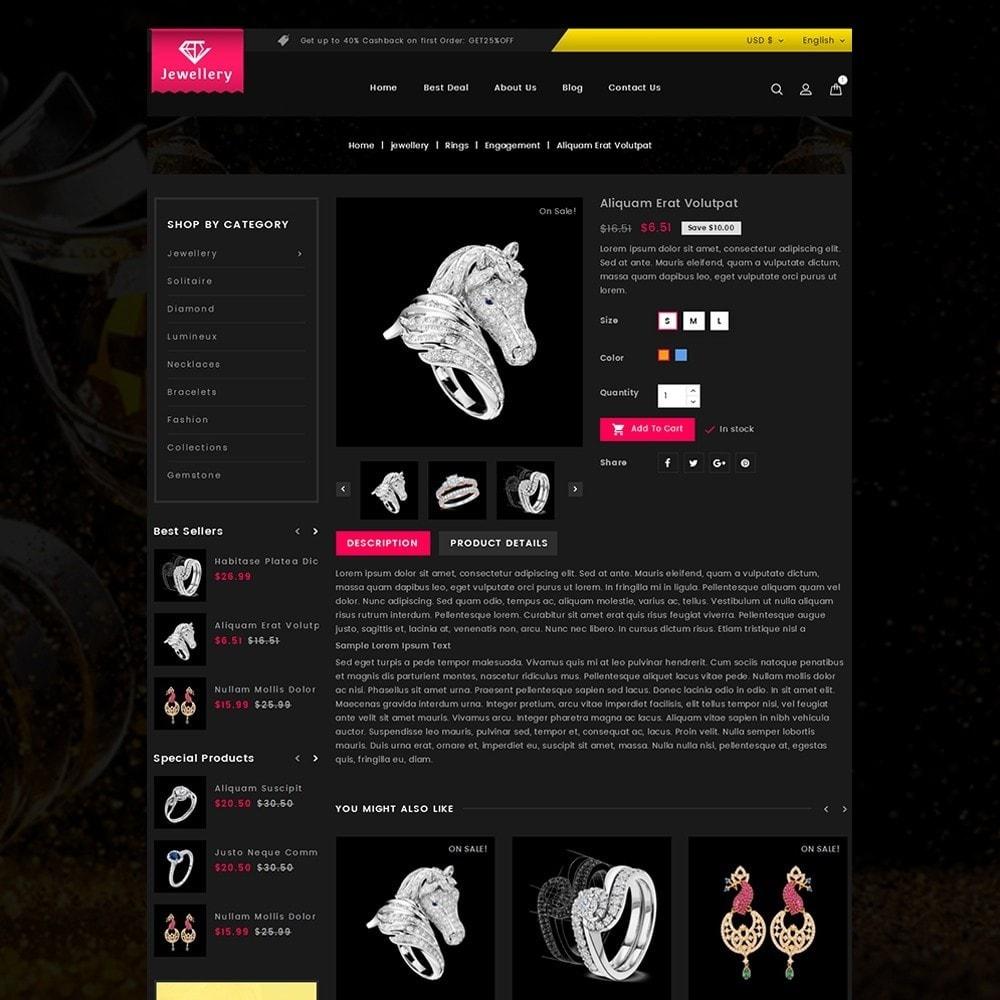 theme - Jewelry & Accessories - Jewelry Online Store - 5
