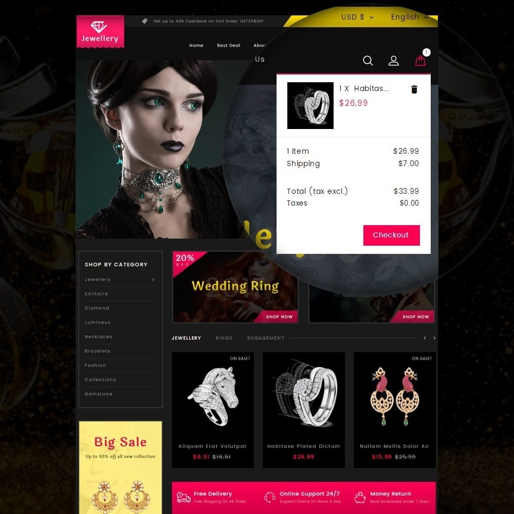 theme - Jewelry & Accessories - Jewellery Store - 7