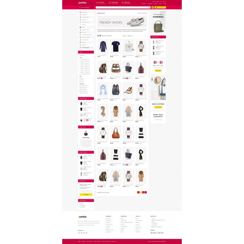 theme - Electrónica e High Tech - Jumbo Multi Purpose Store - 3