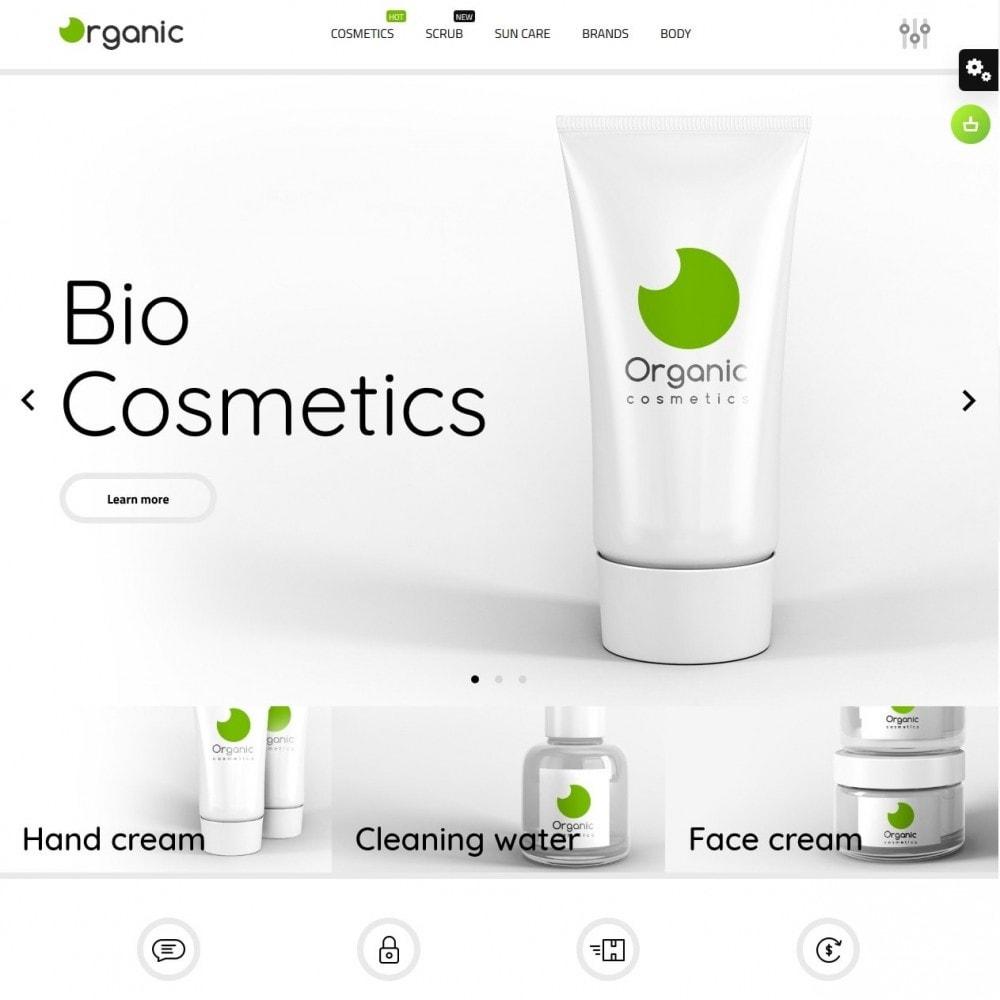 theme - Salute & Bellezza - Organic Cosmetics - 2