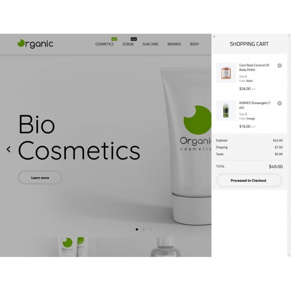 theme - Salute & Bellezza - Organic Cosmetics - 3