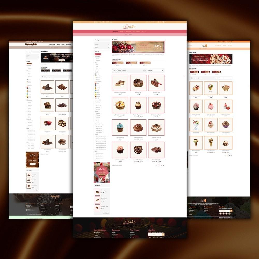 theme - Cibo & Ristorazione - Dessert Store - 4