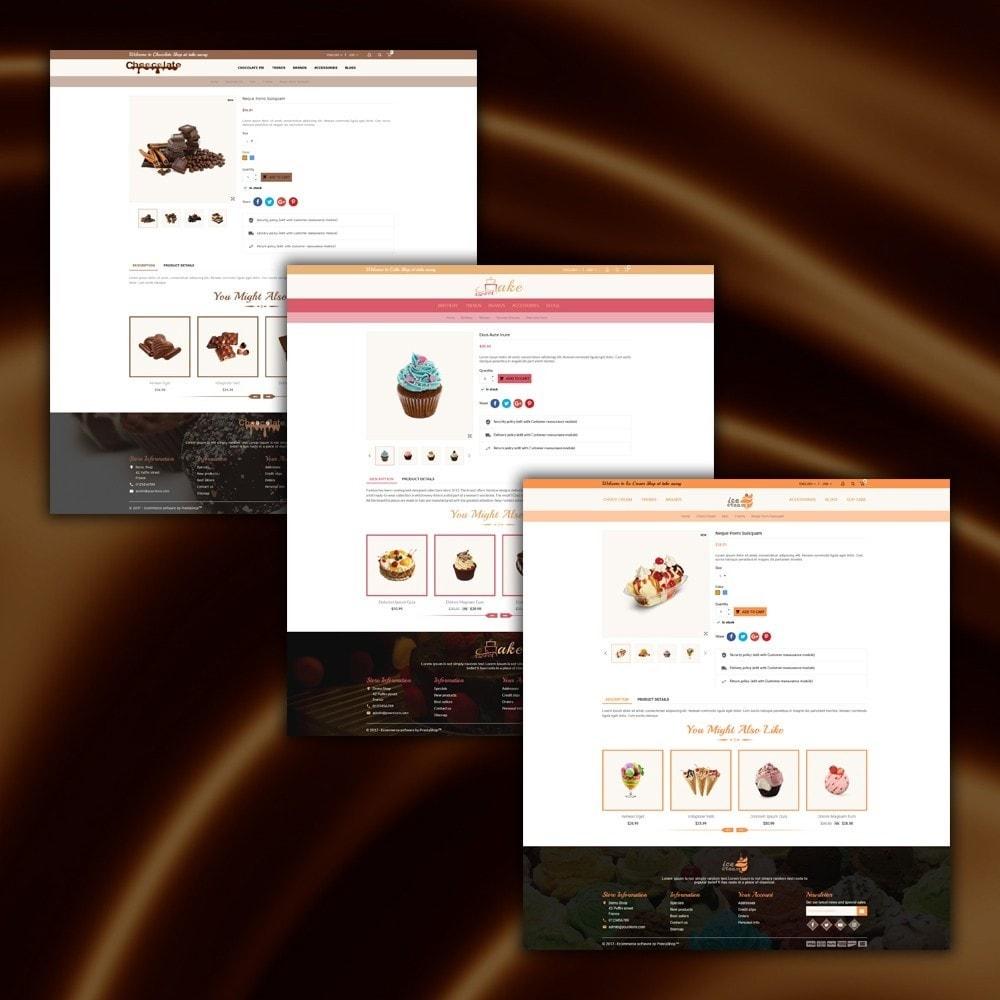 theme - Cibo & Ristorazione - Dessert Store - 6