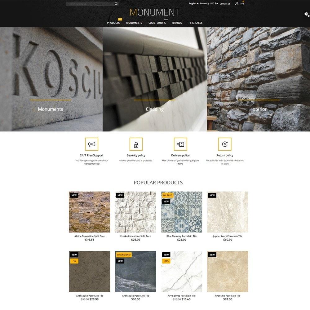 theme - Arte & Cultura - Monument - 2