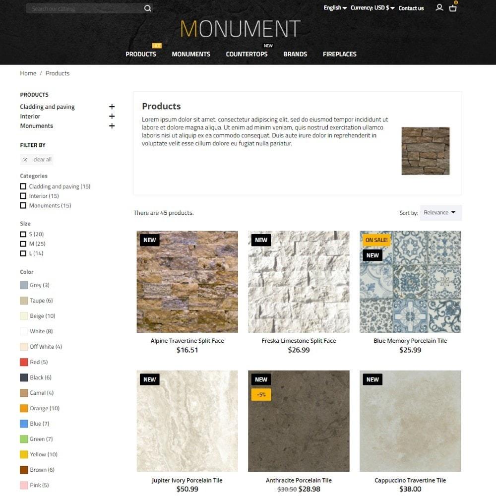 theme - Arte & Cultura - Monument - 6