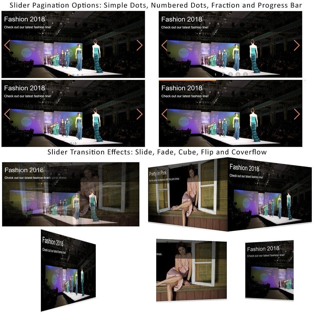 module - Personalizacja strony - EVOLVE Portal - 3
