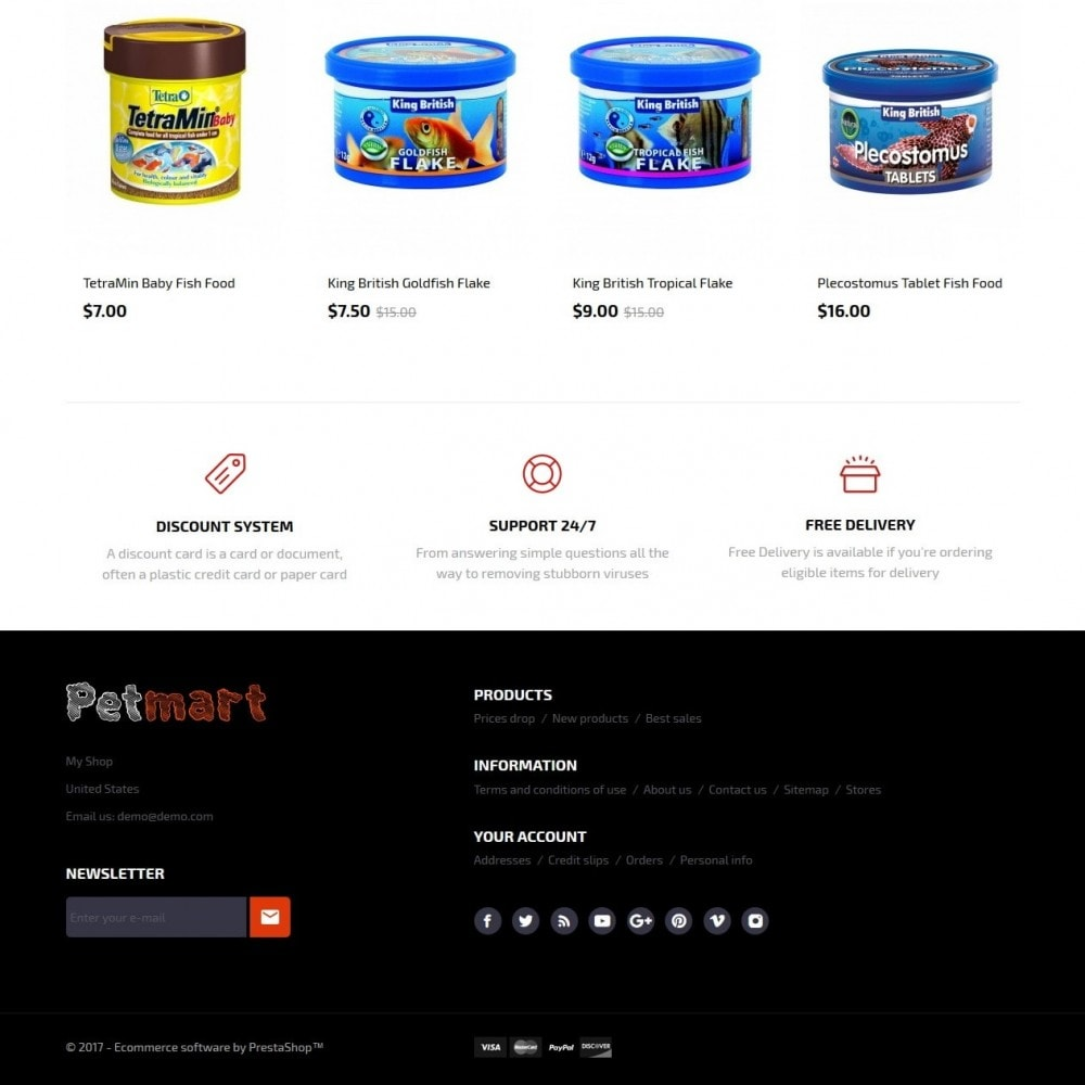 theme - Animali - Petmart - 4