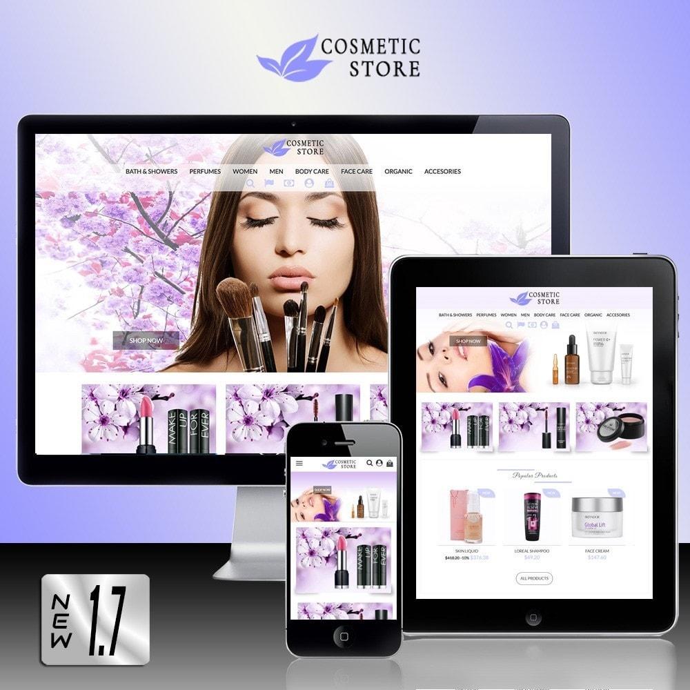 theme - Salud y Belleza - Cosmetic Store - 1