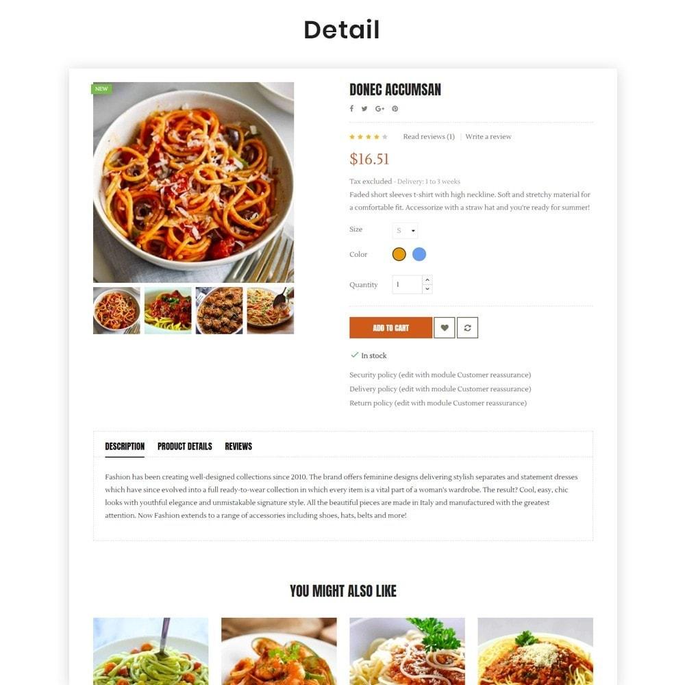 theme - Cibo & Ristorazione - Ap Spaghetti - 5