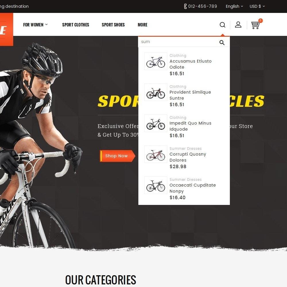 theme - Спорт и Путешествия - Sports Bicycle - 10