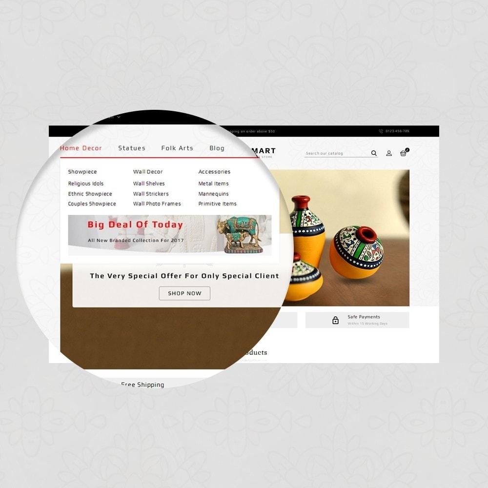 theme - Arte & Cultura - Art Mart - Online Store - 10