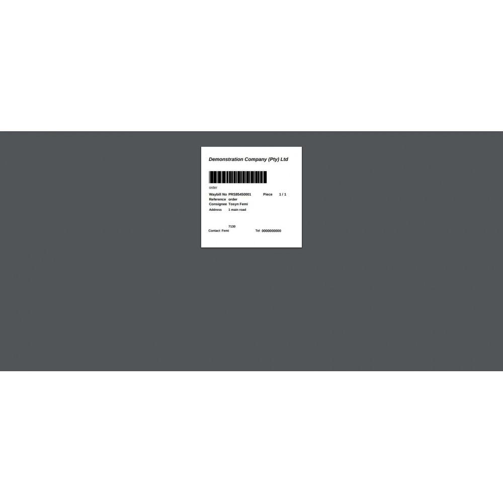 module - Kurierzy - Citi-Sprint Shipping Module - 8