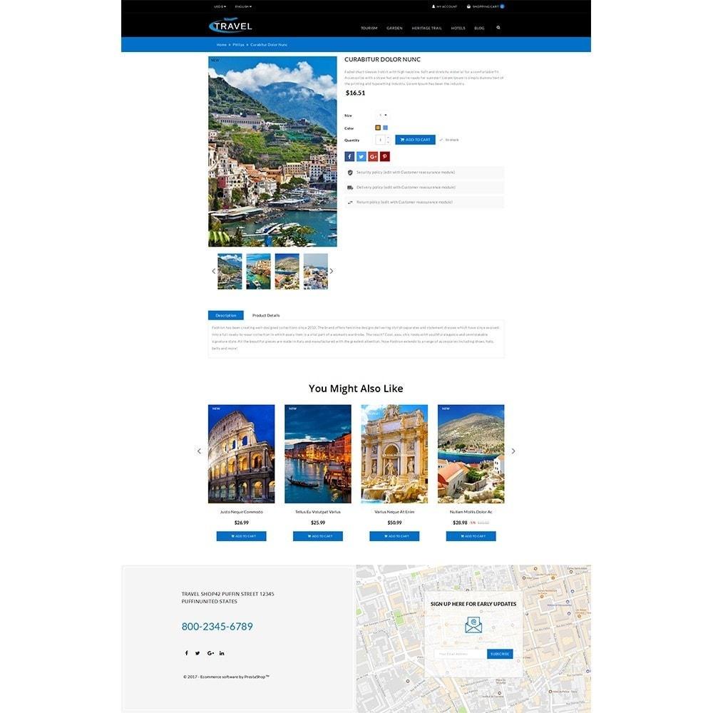 theme - Desporto, Actividades & Viagens - Travel Shop - 4