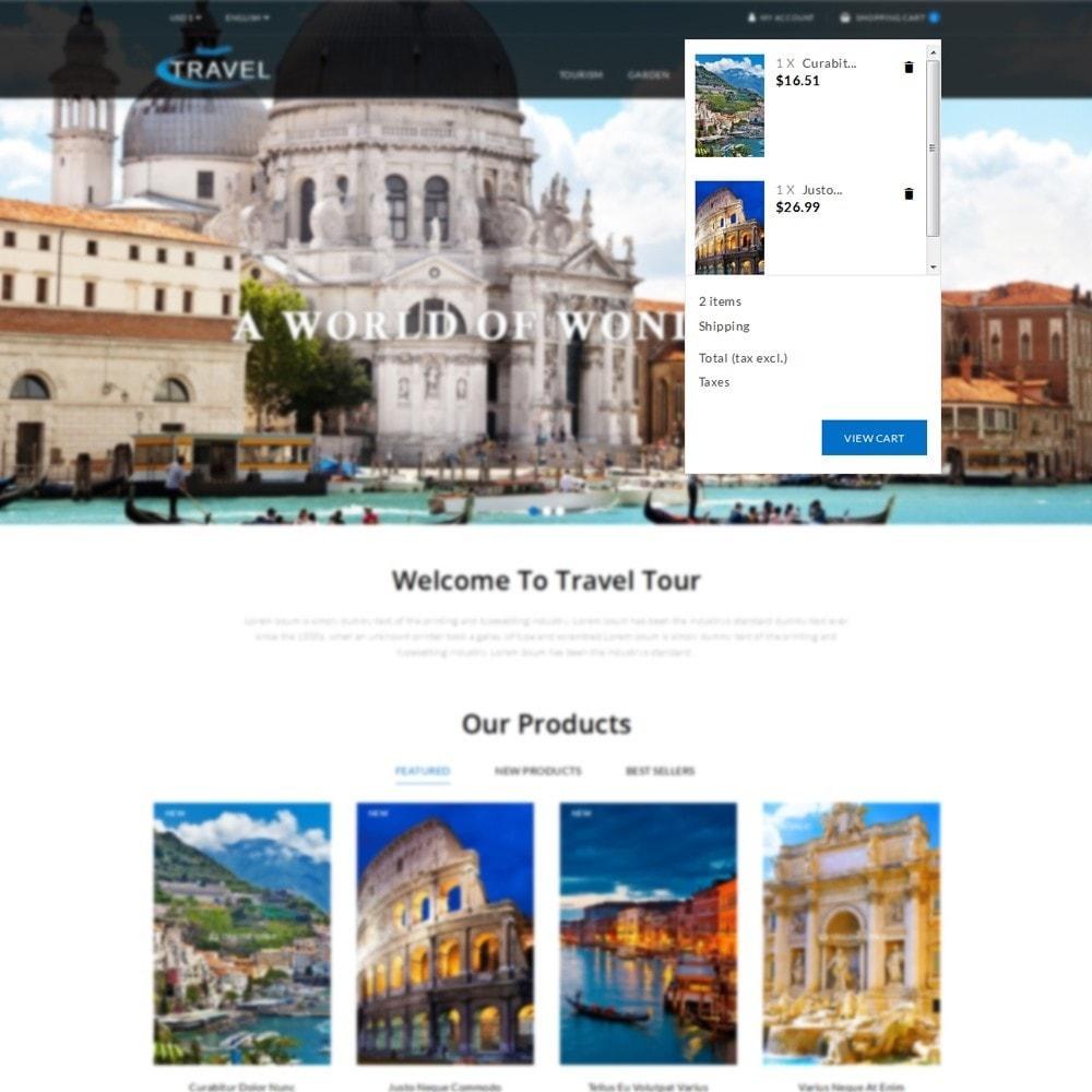 theme - Desporto, Actividades & Viagens - Travel Shop - 7