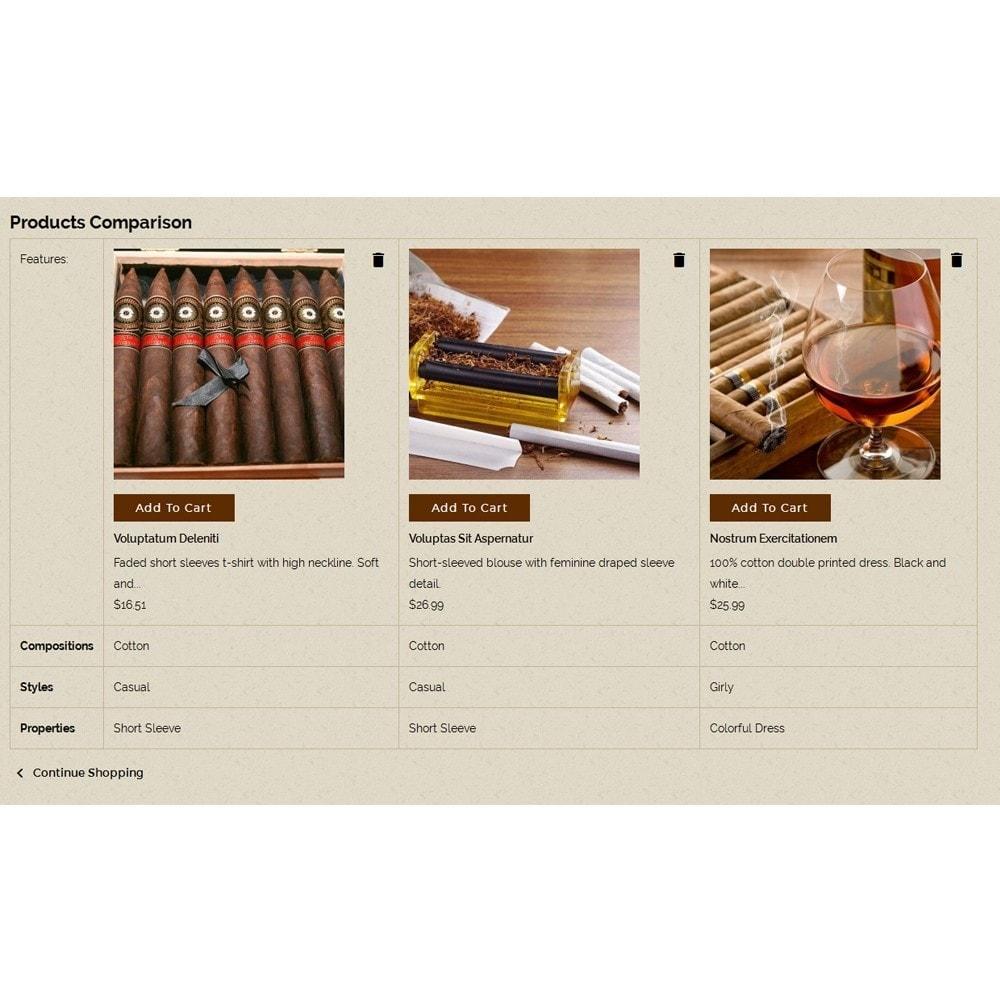 theme - Drink & Tobacco - CigarStash Store - 9