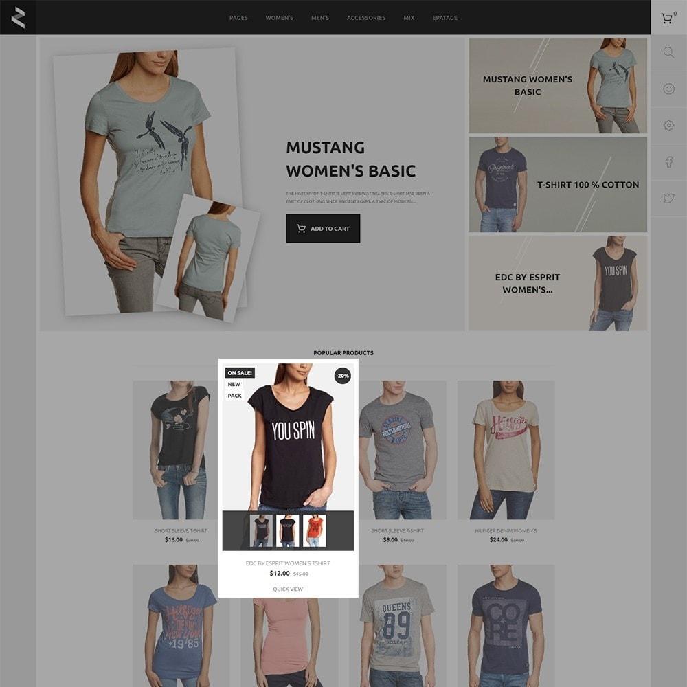 theme - Moda y Calzado - T-Store - 3