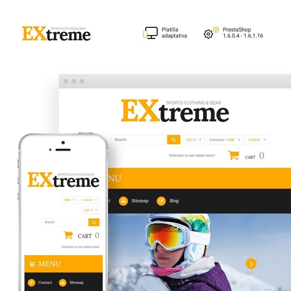 theme - Deportes, Actividades y Viajes - Extreme Sports Clothing - 1
