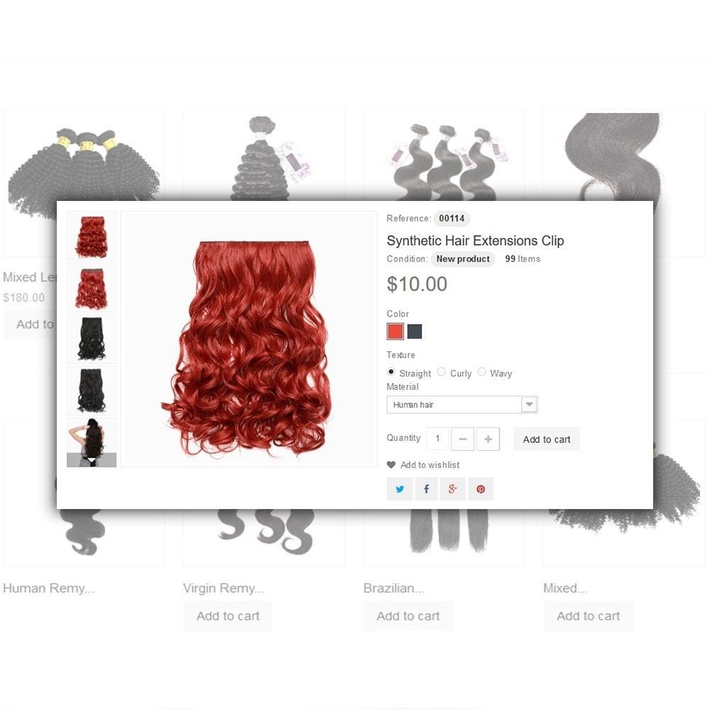 theme - Health & Beauty - Hair Care - Hair Salon Template - 5