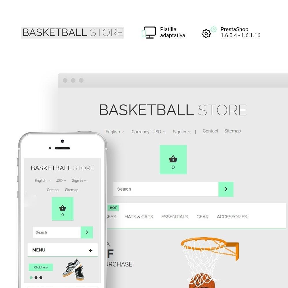 theme - Deportes, Actividades y Viajes - Basketball Store - 1