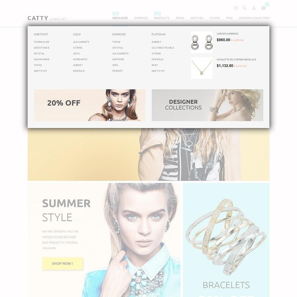 theme - Мода и обувь - Catty Jewelry - 5