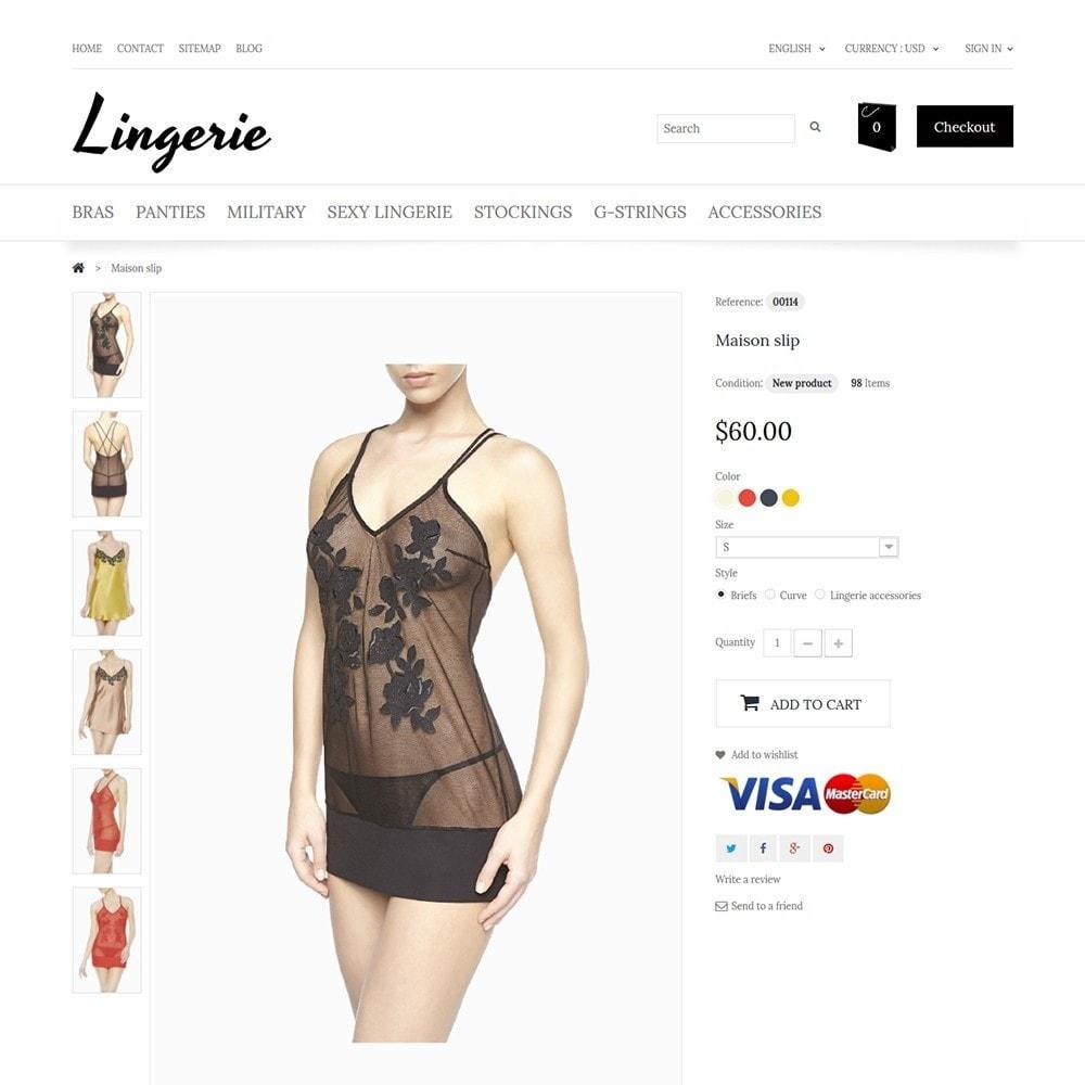 theme - Moda y Calzado - Lingerie - 3